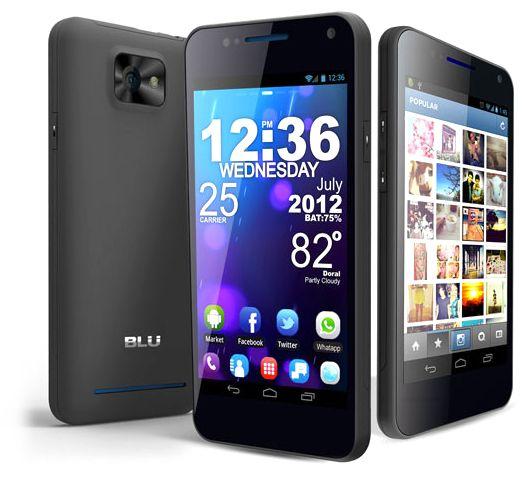 BLU VIVO 4.3, Dual SIM y pantalla Super AMOLED http://www.xataka.com/p/94598