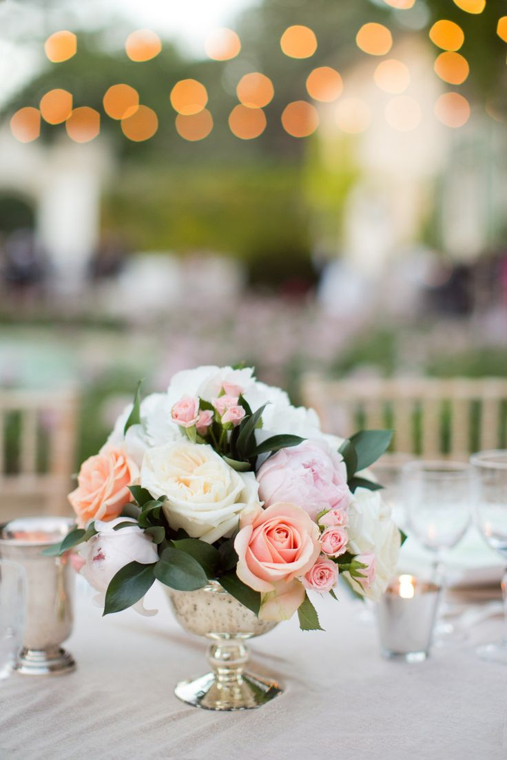Ideas about small rose centerpiece on pinterest