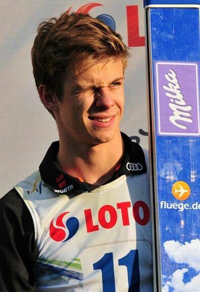 Andreas Wellinger 2014 wisla