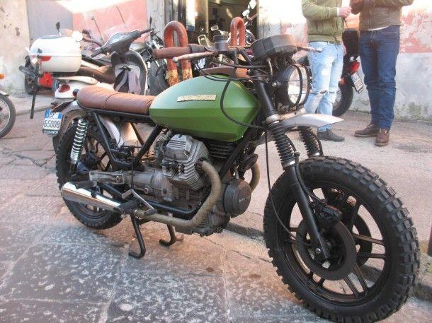 MOTO GUZZI V50   Moto Officina Iorio
