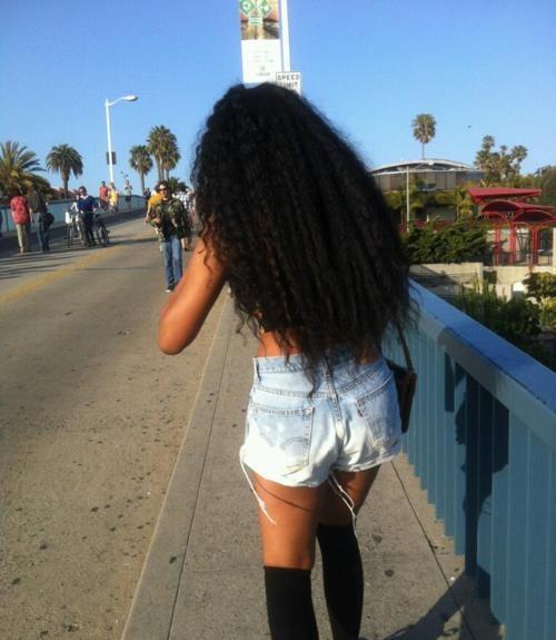 waist length hair | HAIR DO'S | Pinterest