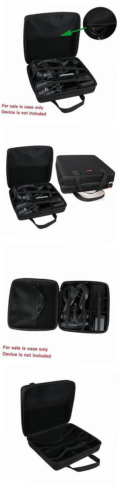 PC and Console VR Headsets: Hard Eva Travel Case For Htc Vive - Vr Virtual Reality System By -> BUY IT NOW ONLY: $63.93 on eBay!