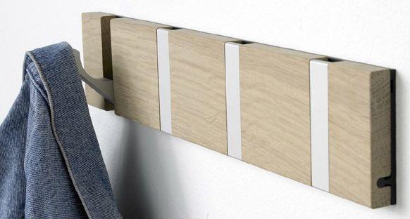 Home Accessories Knax Retractable Hook Design