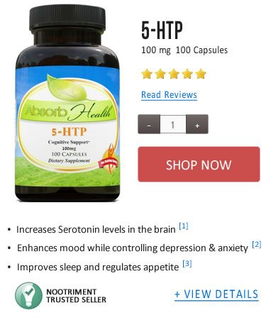 Is Griffonia Extract with 5-HTP an Effective Anti-Depressant?