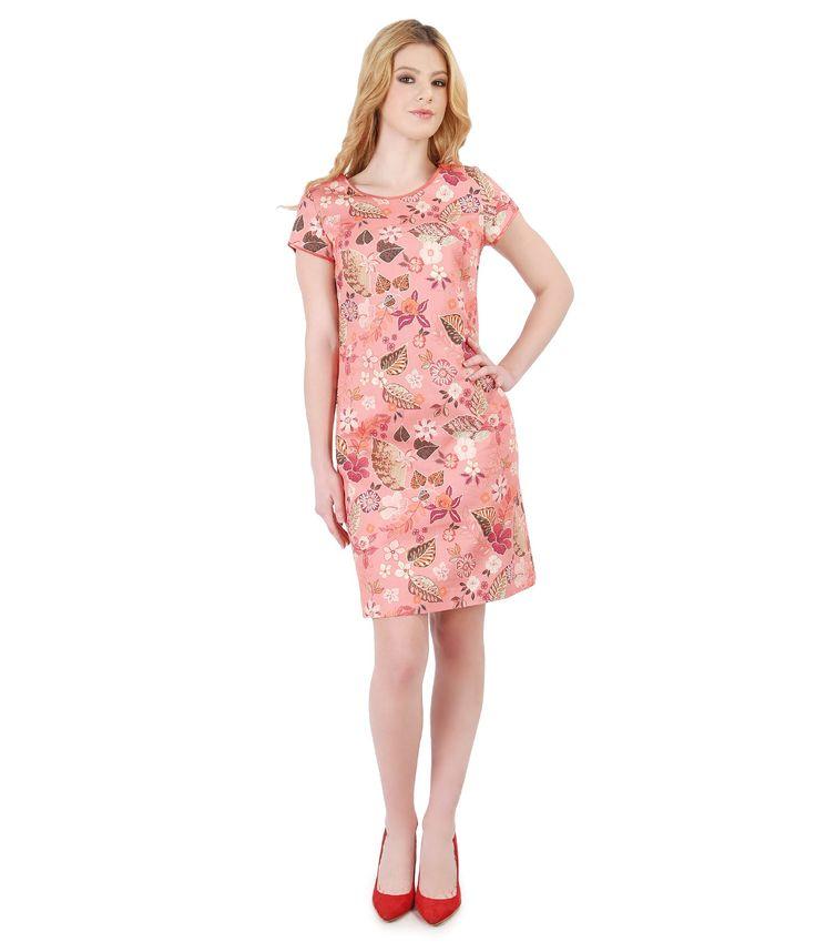 Beautiful floral prints! Spring17   YOKKO #dress #flowers #cotton #colors #gardenparty #style #woman #fashion #spring17 #yokko