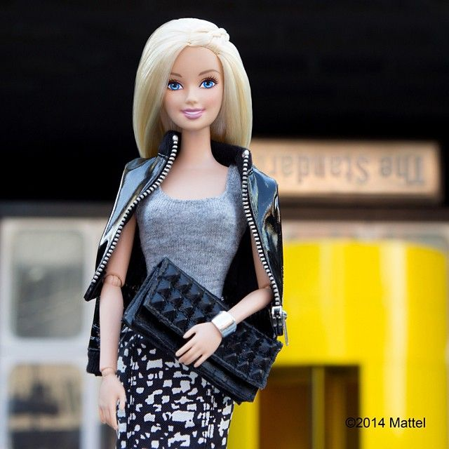53 Best Barbie Style Images On Pinterest Barbie Style Fashion Dolls And Barbie Collection