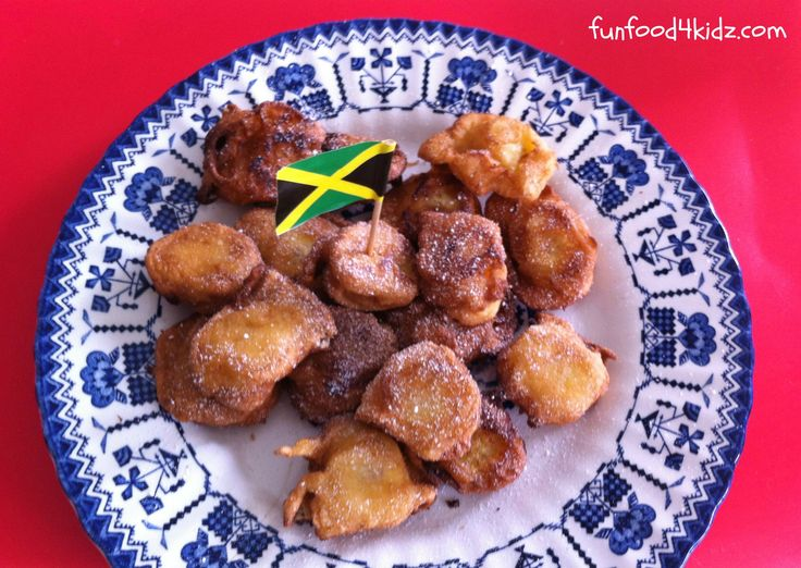 Around the World in 18 Breakfasts, Week 16: Jamaica - Fried bananas