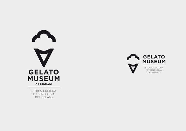 logo / Gelato Museum Carpigiani by Bipiuci