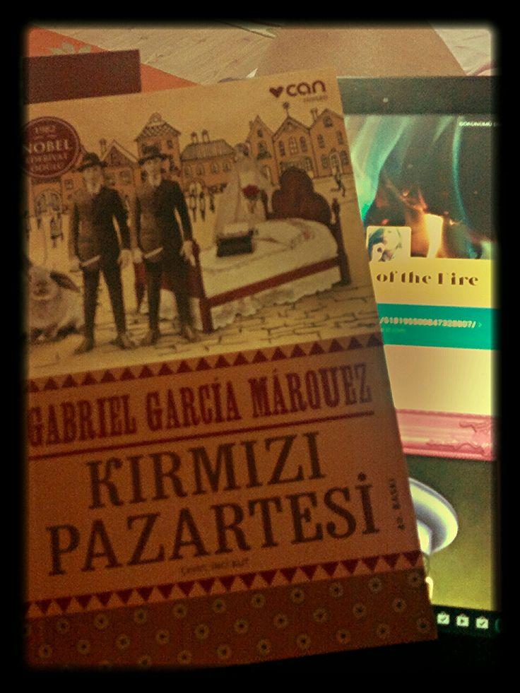 Cronaca di una morte annunciata Kırmızı Pazartesi Chronicle of a Death Foretold              Gabriel García Márquez