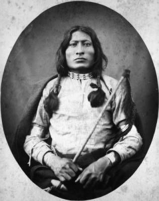 One Bull, Lakota, 1853-1939.  Nephew of Sitting Bull,1882.  Rumored to have had a part in the final days of Crazy Horse.