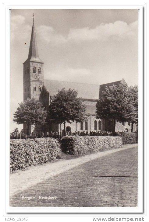 Bergum Kruiskerk