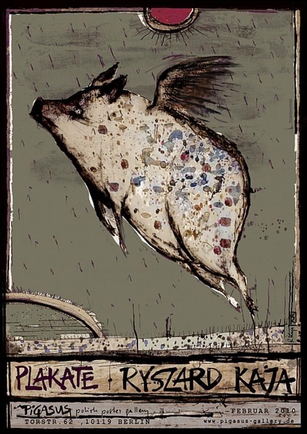 ♥ do plakatu #4. Ryszard Kaja.