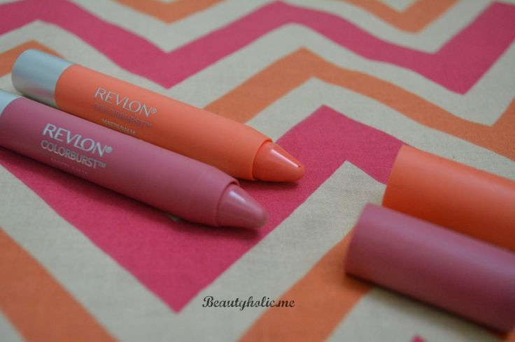 Revlon Colorburst Matte Balm 205 Insaisissable, 235 Mischievous Review and Swatch