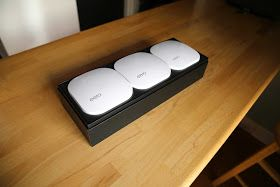 Eero's new second generation wifi router and mesh system is more powerful and reaches further  #Eero #Wifi #mesh #IoT #home #networking