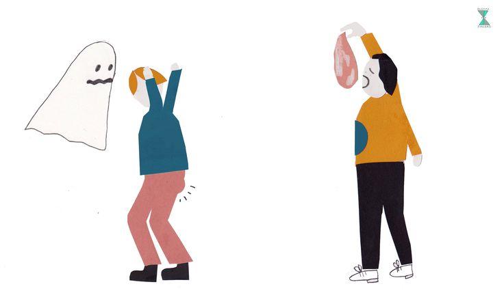#120 Als je schrikt, leg je een ei – OF – je moet één keer een pond rauwe kipfilet opeten