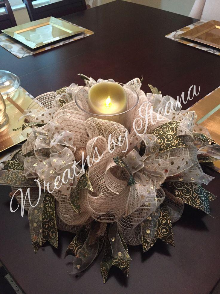 Pin on Mesh Wreaths