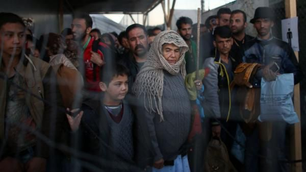 A growing number of states are refusing to take in Syrian refugees amid heightened security concerns following Friday's terrorist attacks in Paris, but they may have no choice but to accept them, according to a State Department spokesman. Michigan and Alabama were the first states in the country to refuse relocating Syrian refugees on Sunday, and they have now been joined by Texas, Arkansas, Louisiana, Indiana, Illinois, Massachusetts, Ohio, Arizona, North Carolina, Florida, Wisconsin…