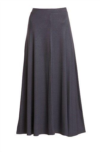 Capture - Capture Long Drapey Skirt