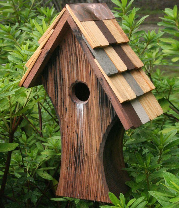 Best 25 House Plans Ideas On Pinterest: Best 25+ Unique Birdhouses Ideas On Pinterest