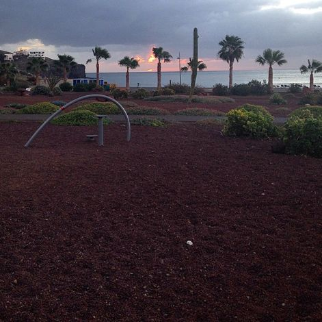 Have been in Spain, in the Canary Island of Fuerteventura. I stayed at the training and sport resort of Las Playitas, just close to the old ...
