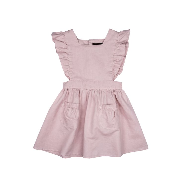 Rock Your Baby - Babette Dress In Pink