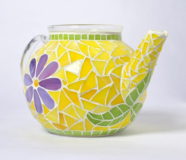 21 best MOSAIC - Teapots images on Pinterest   Mosaic, Mosaics and ...