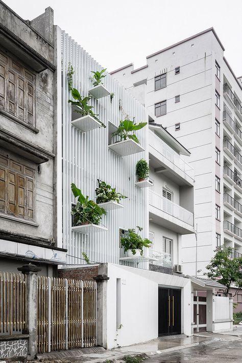 ((( 6789 ))) DANstudio - façade - white