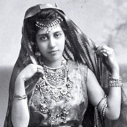 Princess Sophia Alexandra Duleep Singh, 1876 - 1948  Sophia was born in London, the daughter of Maharaja Duleep Singh and his wife Bamba Müller. Her father was the last maharaja of the Sikh Empire, having abdicated his throne to the British at 11 years old. Queen Victoria later became Sophia's godmother. When she was 10 years old Sophia contracted typhoid. Though she survived, she infected her mother who slipped into a coma and died. Upon the death of her father in 1893 she inherited…