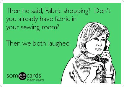 Fabric Funny