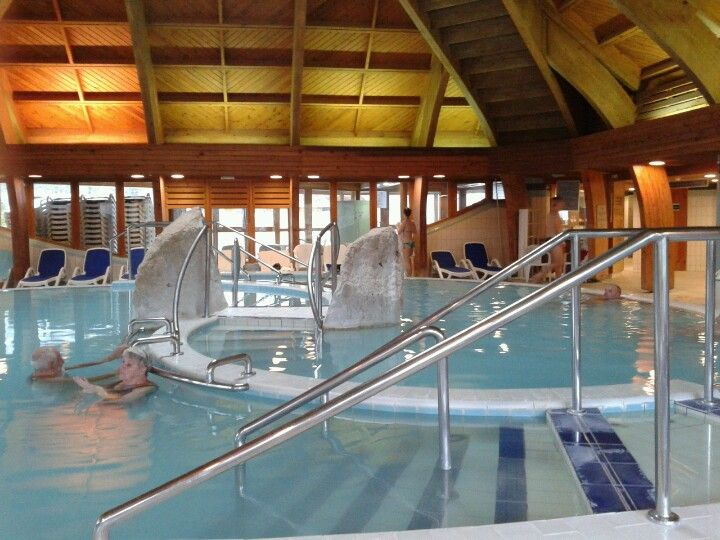 Danubius Health Spa Resort Hévíz - thermal bath
