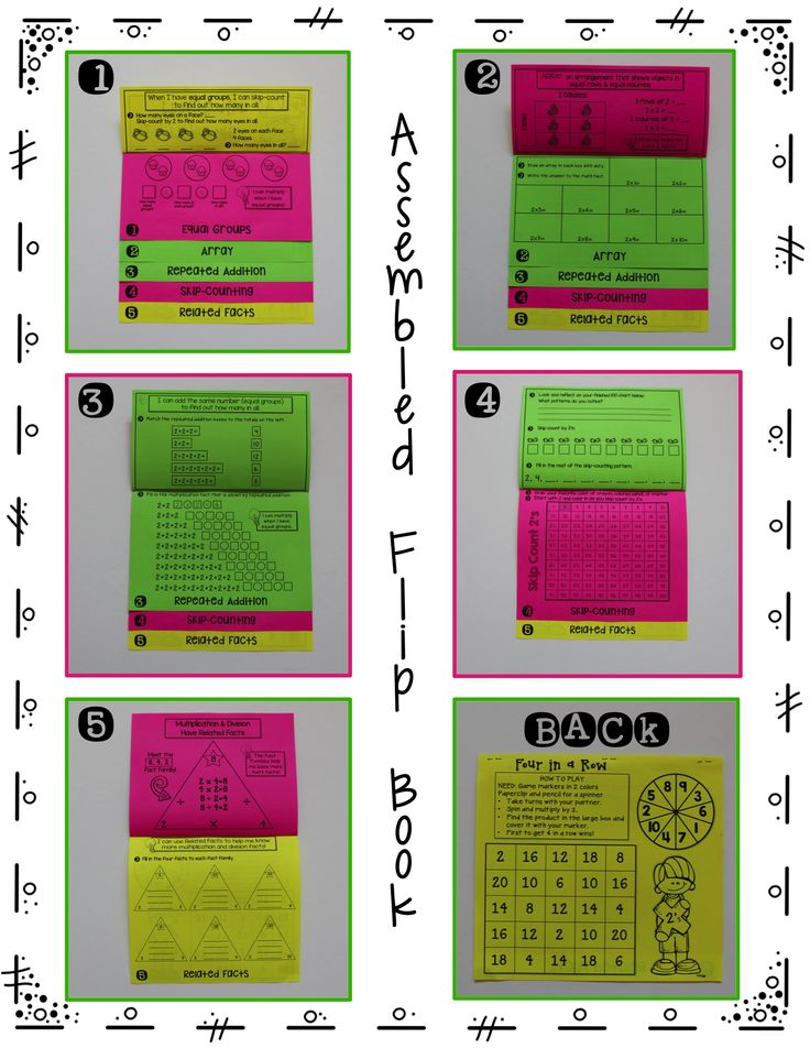 59 best math multiplication images on pinterest - One of your students left their book on the table ...
