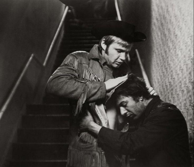 Jon Voight, Dustin Hoffman - Midnight Cowboy (1969)
