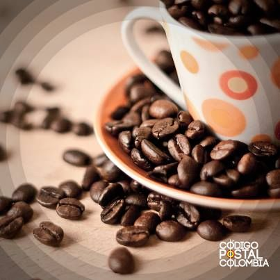 Cafe Postal colombia