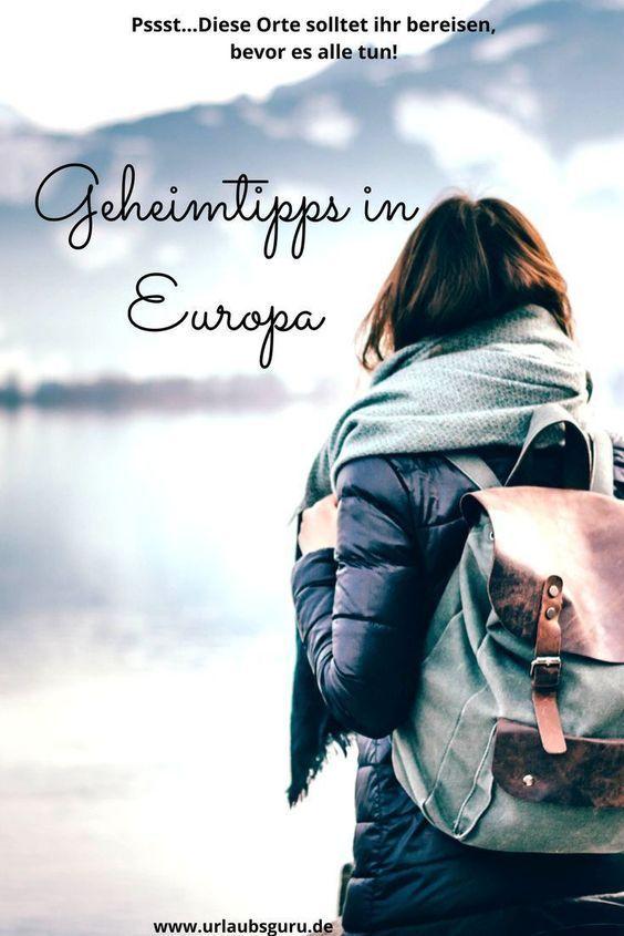 Es gibt Länder in Europa, die bei der Reiseplanung oftmals übersehen werden. Dabei warten hier Abenteuer, Kultur und einsame Strände! Albanien, Bosnien und Herzegowina, Montenegro, Rumänien und Slowenien - Ich zeige euch die schönsten Insidertipps in Europa.