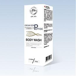 Крем-мыло с пептидами Крем-мыло является уникальным средством в борьбе с раздражениями, сухостью, шелушением кожи. Рекомендовано для ежедневного использования. Содержит только натуральные ингредиенты. Средство дезинфицирует, тонизирует, успокаивает и восстанавливает кожу. Лечит и восстанавливает раздраженную и покрасневшую кожу лица и тела, очищает, делает кожу здоровой на вид и приятной на ощупь.