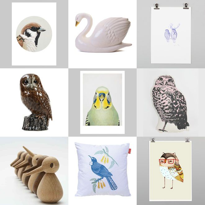 Gift-Guide-Bird-Nerd See: http://nzartprints.co.nz/category/nz-designer-gift-guides/page/2/