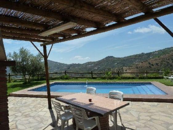 1000 images about malaga casas con barbacoa en for Barbacoa y piscina madrid