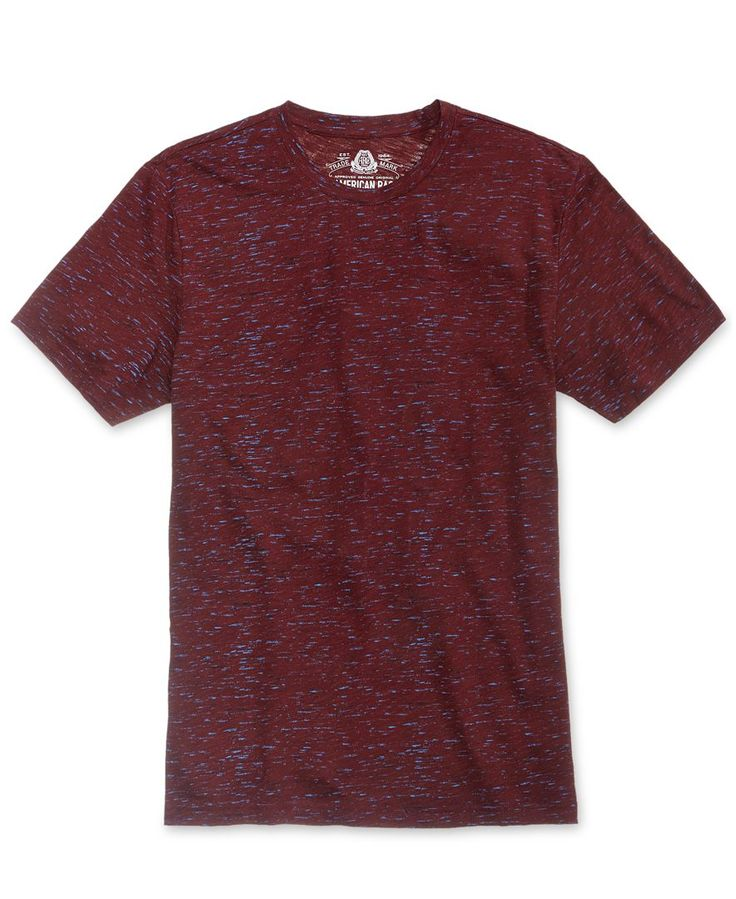 American Rag Men's Textured Big & Tall T-Shirt, Only at Macy's