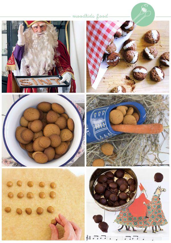lekkere sinterklaas recepten voor 5 december het heerlijk avondje #pepernoten #kruidnoten #sint