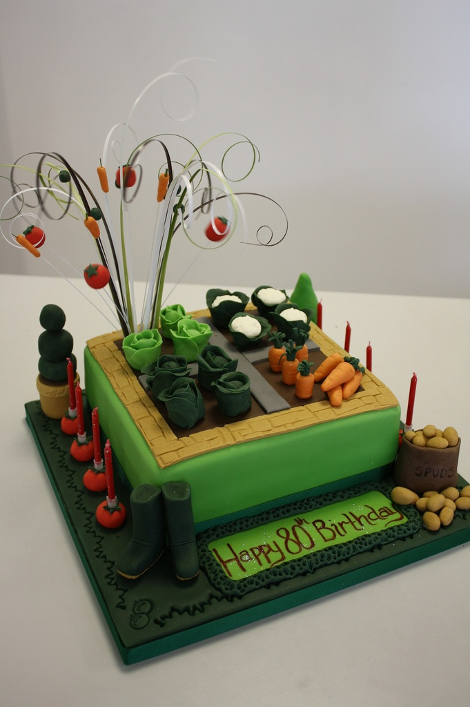 1000 images about garden cakes on pinterest garden for Veggie patch ideas