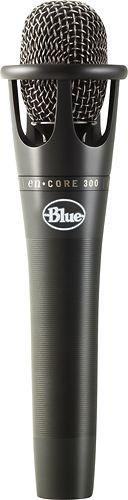 Blue Microphones - En·CORE Condenser Vocal Microphone, Black