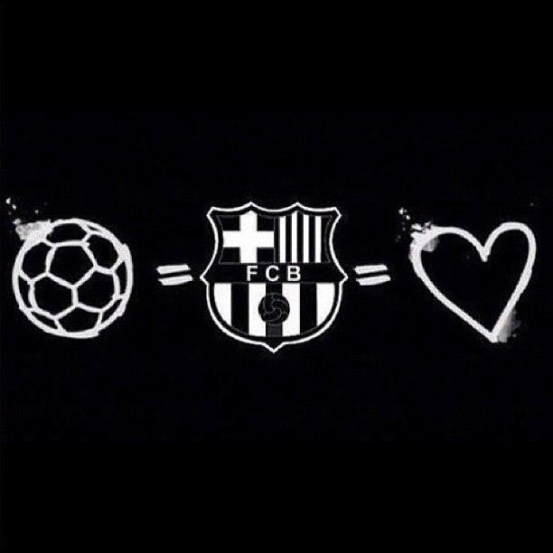 Love football. Love FCB