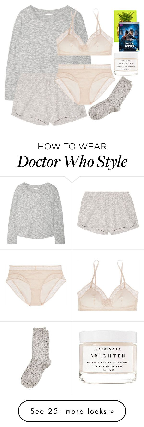 """Untitled #1124"" by poshandy on Polyvore featuring Herbivore, Skin, Eres and River Island"