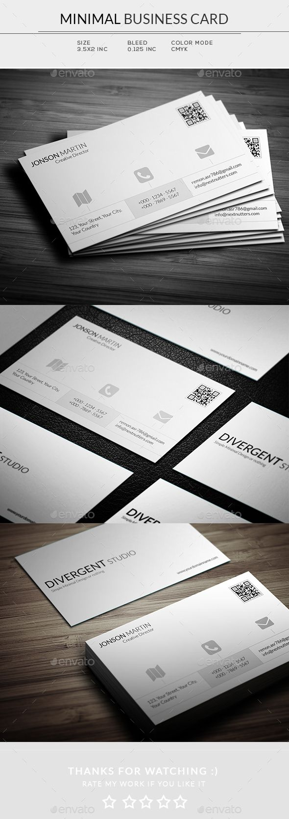 Best 25 business card software ideas on pinterest business card minimal business card magicingreecefo Image collections