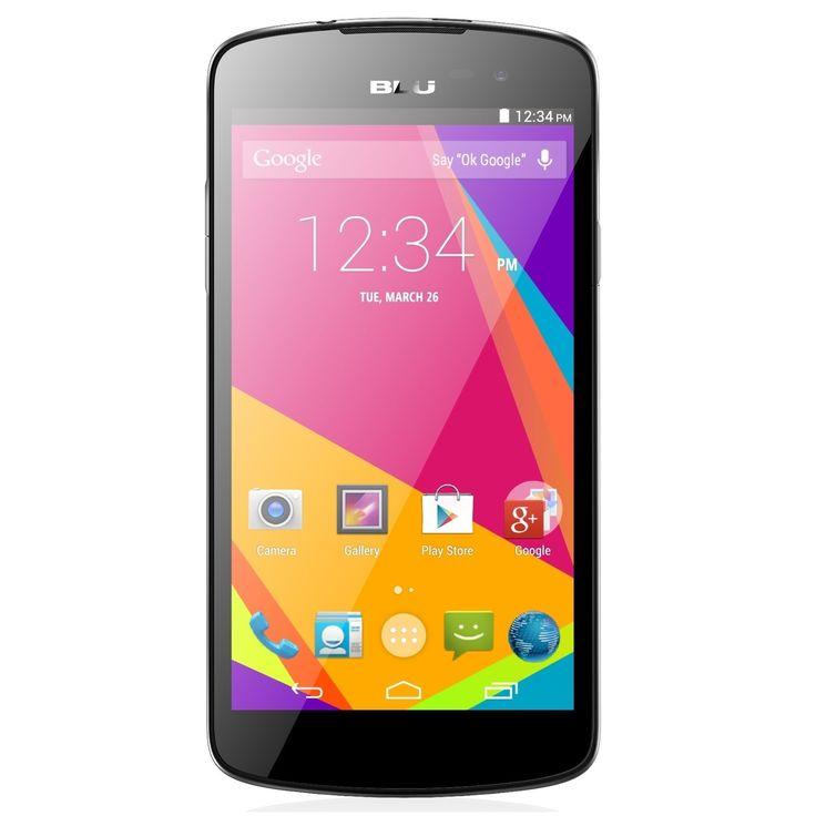 BLU Studio X Plus D770u Unlocked GSM Certified Refurbished Cell Phone