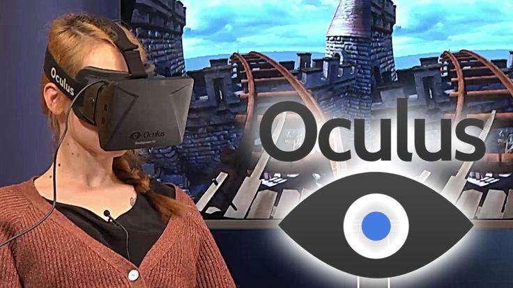 Oculus Rift- шлем виртуальной реальности с широким полем зрения, низкой задержкой и умеренной ценой.