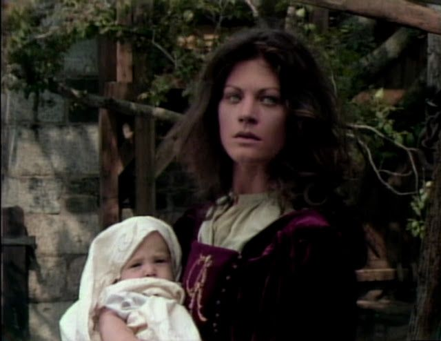 the scarlet letter 1979 with meg foster as hester prynne. | the