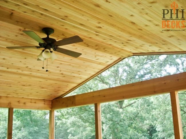 Tongue and Groove Ceiling | Cedar Tongue And Groove Ceiling Pictures to pin on Pinterest