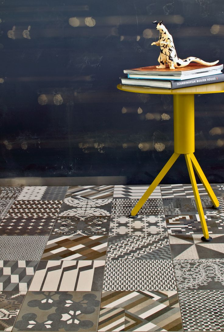 12 best Funky tiles in your interior images on Pinterest | Tiles ...