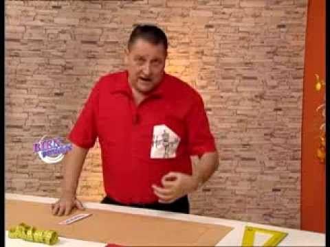 Hermenegildo Zampar - Bienvenidas TV - TERMINA LA EXPLICACIONdel TRASERO PANTALON BLUE JEANS..